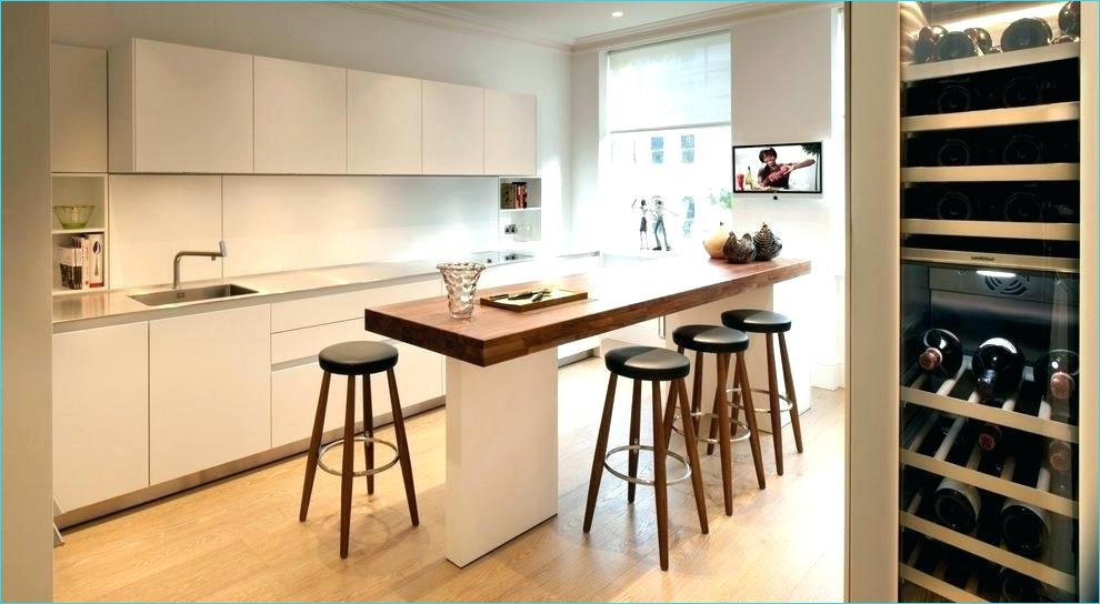 Narrow Kitchen island with Seating 11 Narrow Kitchen island with Seating – Londonartfo 5