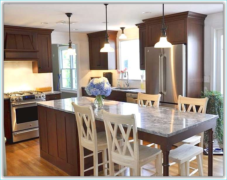 Narrow Kitchen island with Seating 12 Long Narrow Kitchen island Table 8