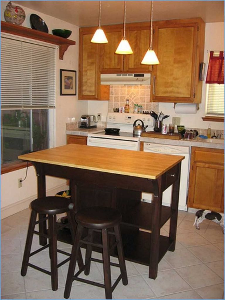 Narrow Kitchen island with Seating 55 Narrow Kitchen islands with Seating Small island attractive Catching Ideas Most Terrific 6