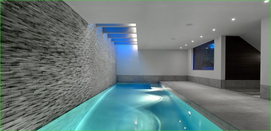 Small Indoor Swimming Pool for Minimalist House 12 Small Indoor Swimming Pool House 3