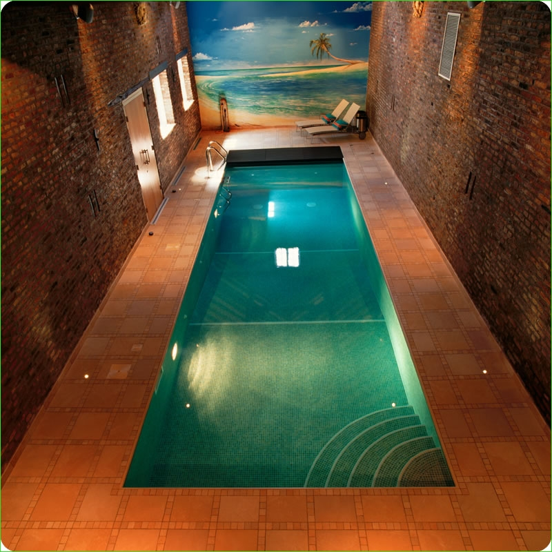 Small Indoor Swimming Pool for Minimalist House 18 Indoor Swimming Pool Designs 5