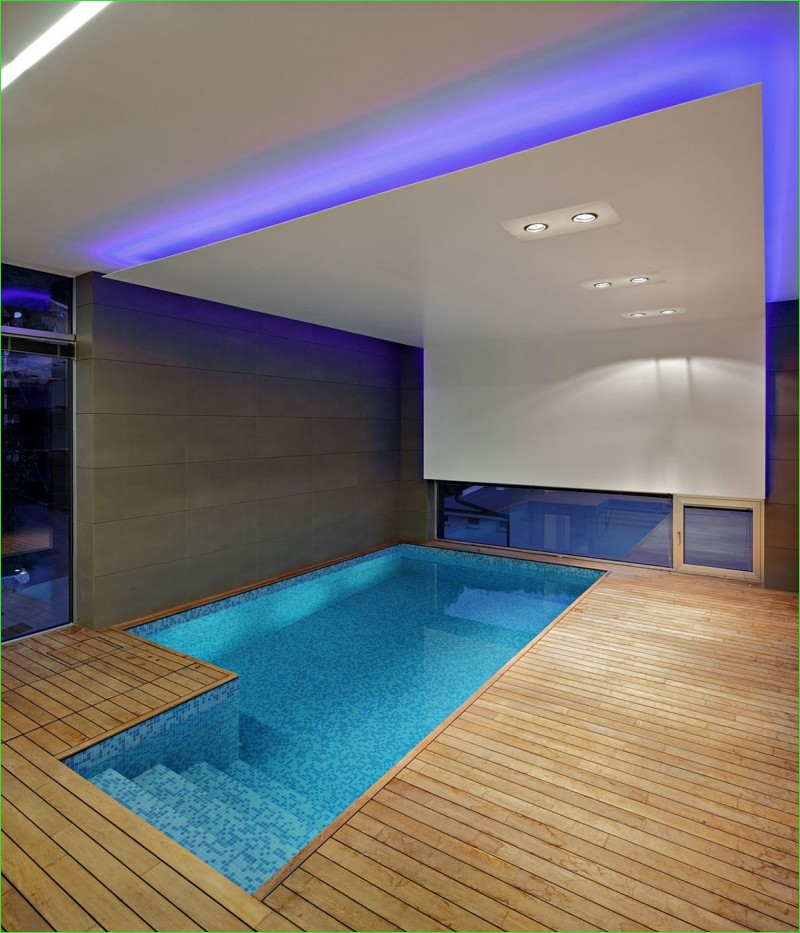 Small Indoor Swimming Pool for Minimalist House 99 Pool & Backyard Designs Inviting J20 House Indoor Inground Swimming Pool Featured with 5