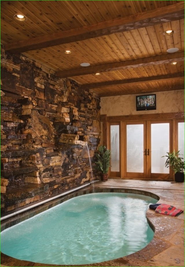 Small Indoor Swimming Pool for Minimalist House 31 53 Best Images About Timber Frame Sunroom On Pinterest 5