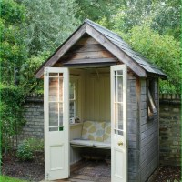Build Your Own Outdoor Reading Nook Discover