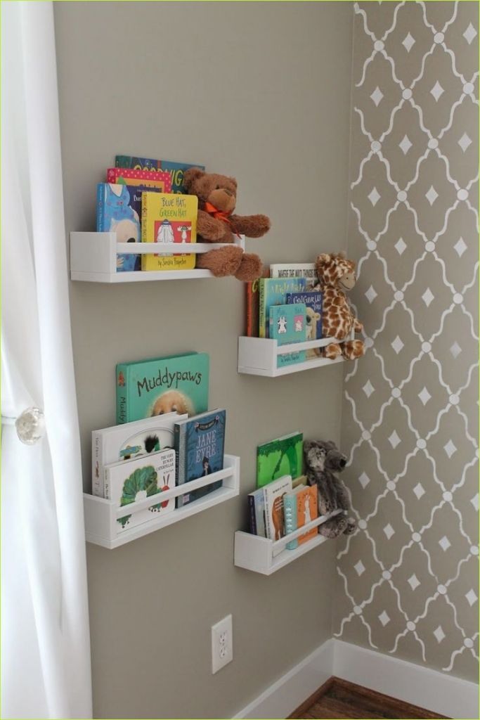 Nursery Wall Shelf Ikea 73 25 Best Ideas About Nursery Bookshelf On Pinterest 8