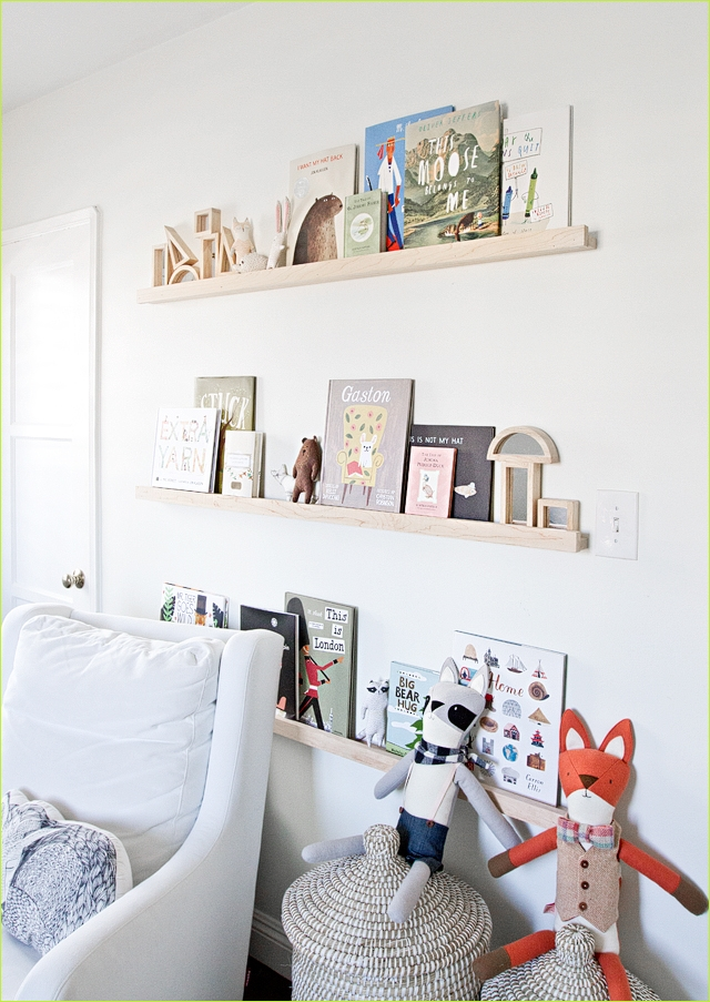 Nursery Wall Shelf Ikea 66 Sarah Sherman Samuel the Perfect White & Diy Nursery Shelves 6