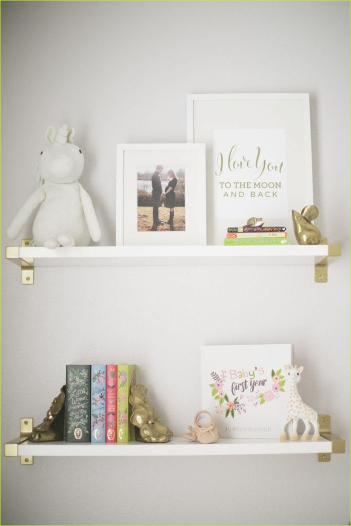 Nursery Wall Shelf Ikea 23 Harper S Floral Whimsy Nursery Pinterest 7