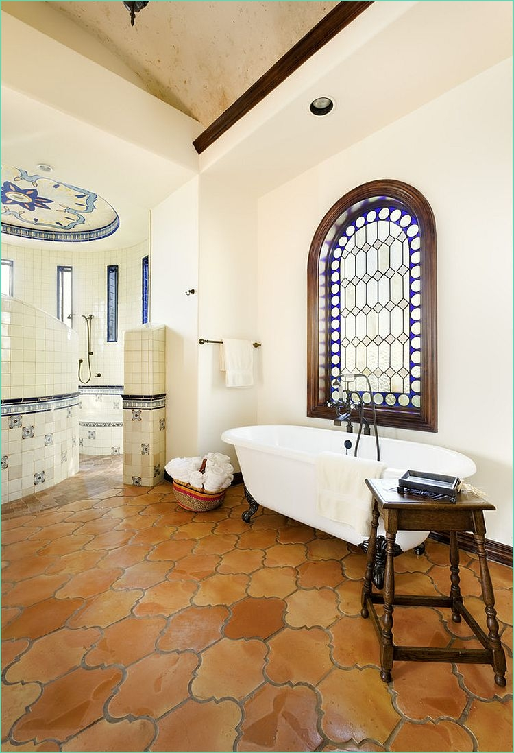 Terracotta Tiles Interior Design 98 20 Interiors that Embrace the Warm Rustic Beauty Of Terracotta Tiles 9