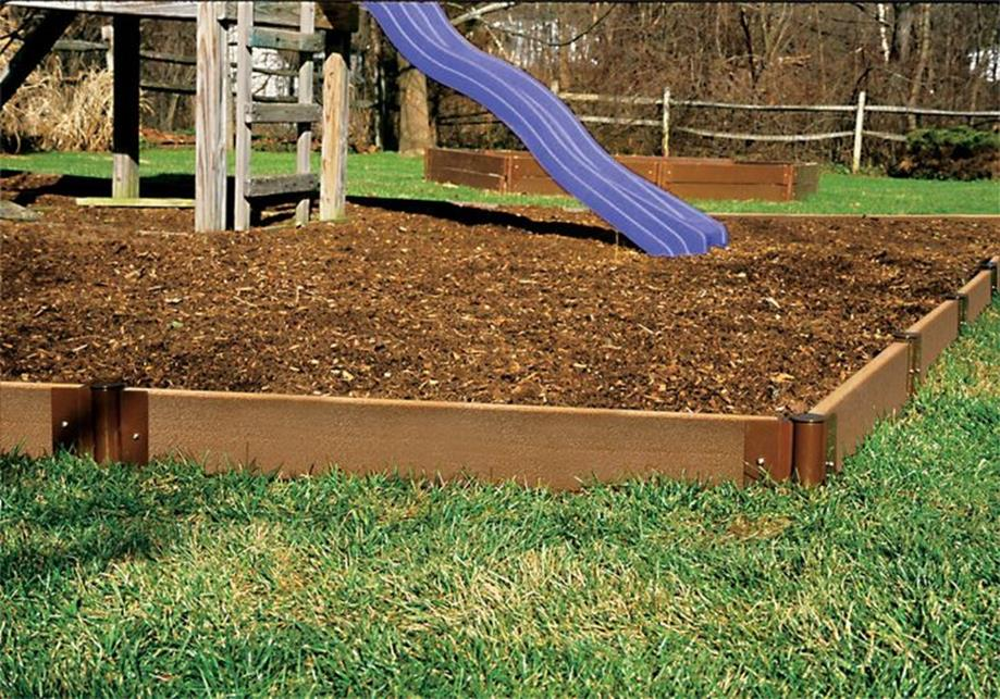 Wood Lawn Edging Ideas 30