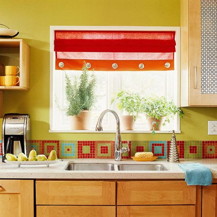 Projects to Make Kitchen More Neat and Beautiful 21