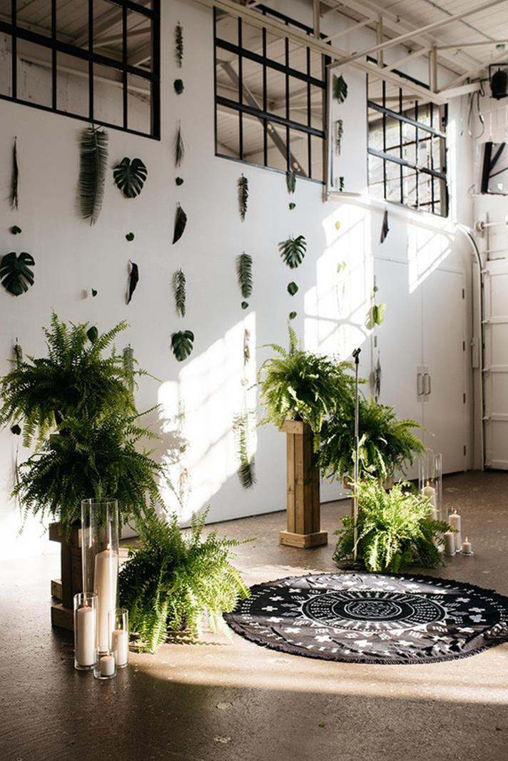 Urban Jungle Room Decor 11