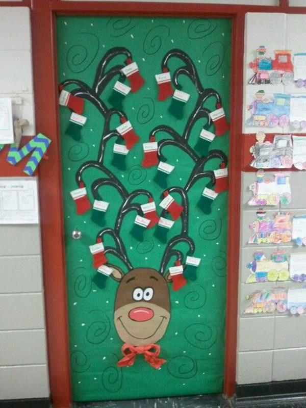 Christmas Door Decorating Contest Winners 15