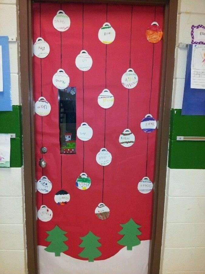 Christmas Door Decorating Contest Winners 28
