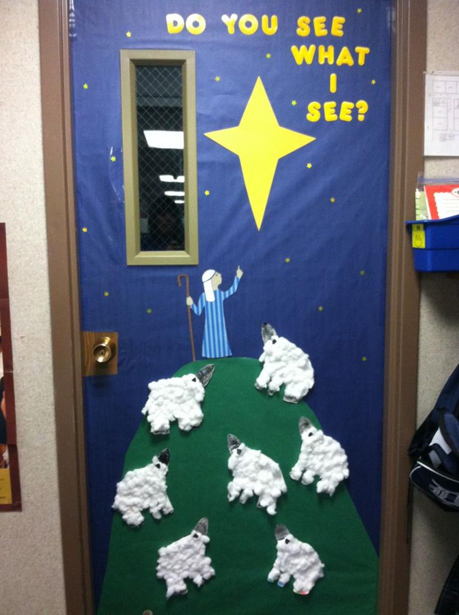 Christmas Door Decorating Contest Winners 37