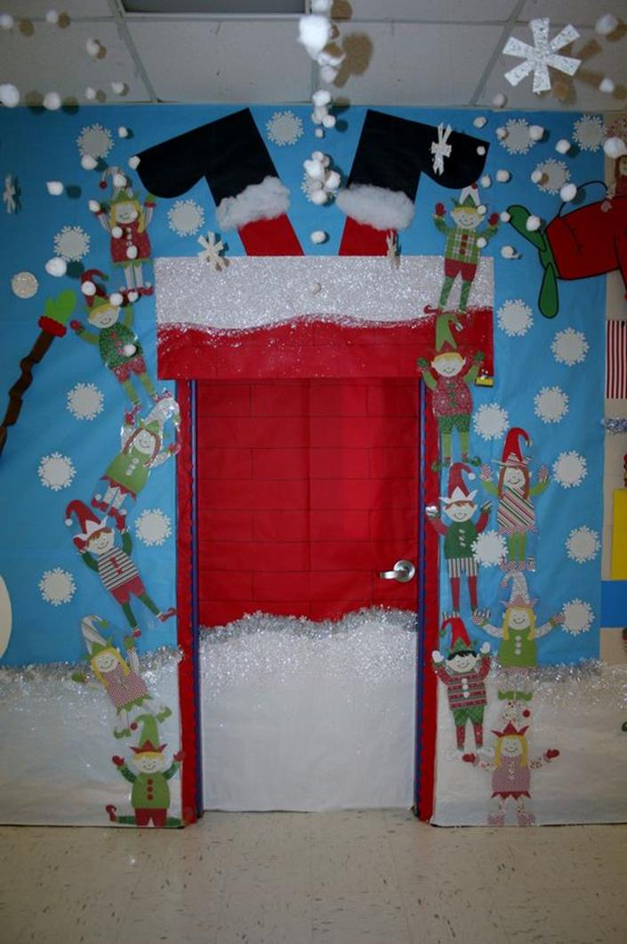 Christmas Door Decorating Contest Winners 42