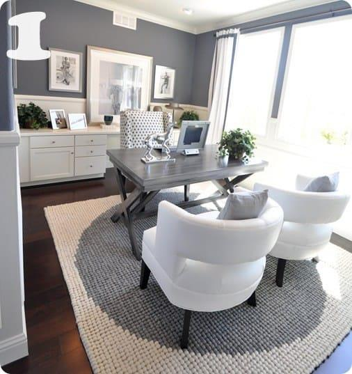 Comfy Home Workspace Decorating Ideas 23