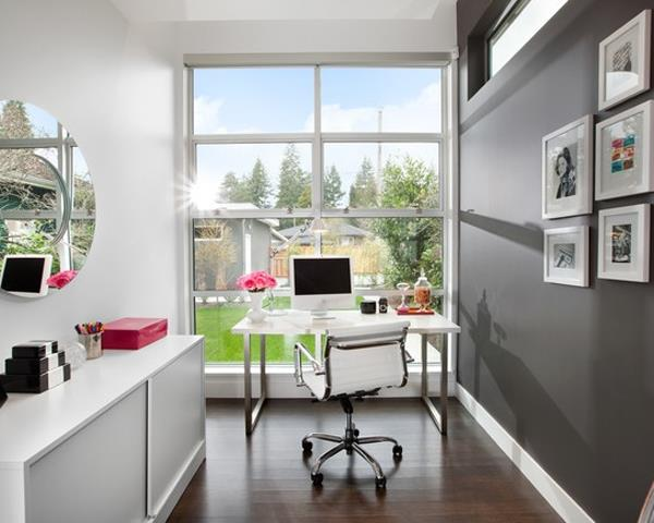 Comfy Home Workspace Decorating Ideas 29