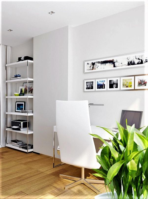 Comfy Home Workspace Decorating Ideas 36