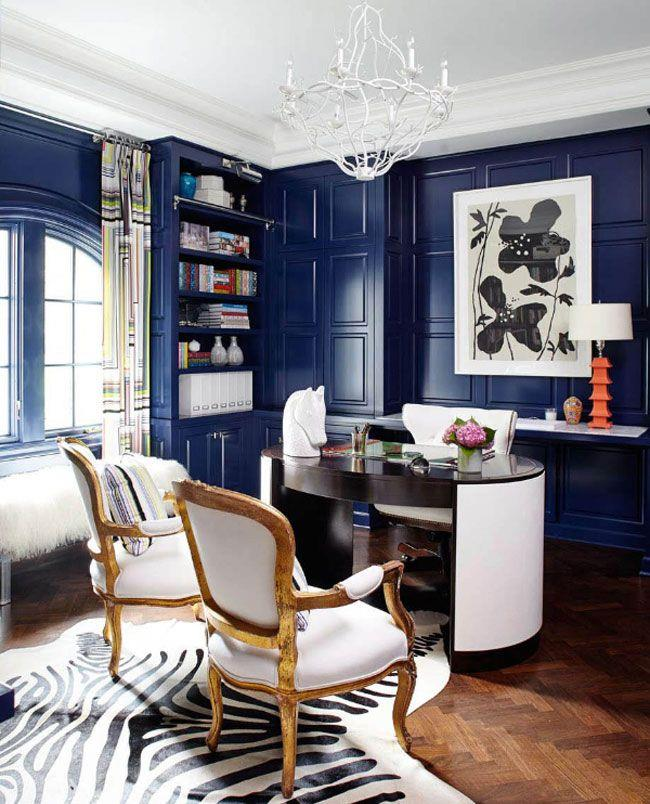 Comfy Home Workspace Decorating Ideas 4