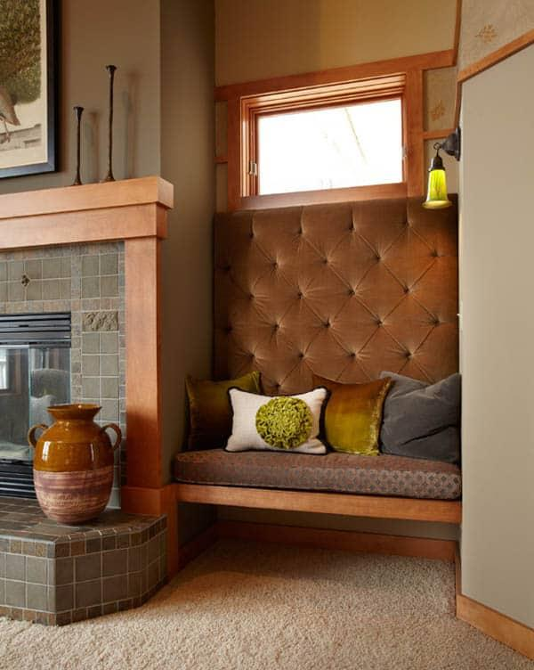 Cozy And Decorated Reading Nooks That Will Inspire You To Design Your Own Little Corner 43