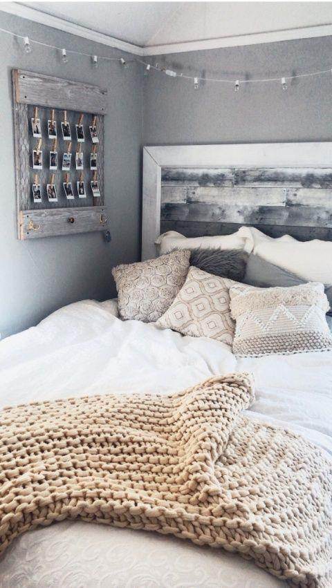 Cute VSCO Teen Girl Bedroom Ideas 2
