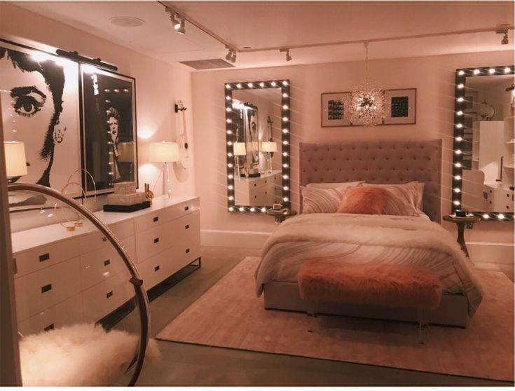 Cute VSCO Teen Girl Bedroom Ideas 4