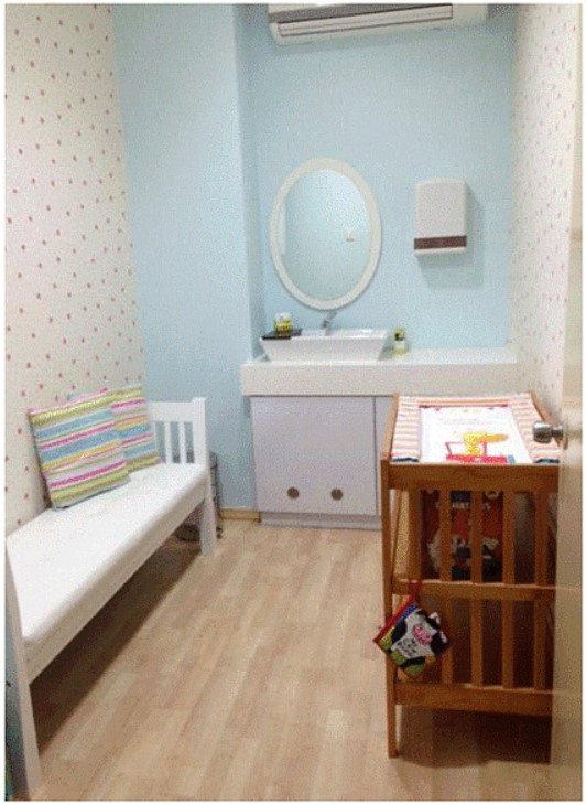 Clean Baby Room 1 1