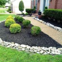 Best Tips Making Pea Gravel Landscaping and several Designs