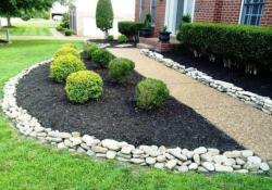 Tips Creating Pea Gravel Landscaping 12