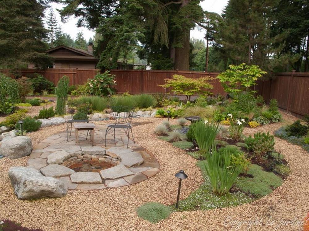 Tips Creating Pea Gravel Landscaping 13