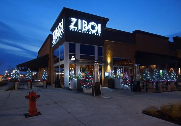 Décor Extérieur Restaurant Zibo Boisbriand