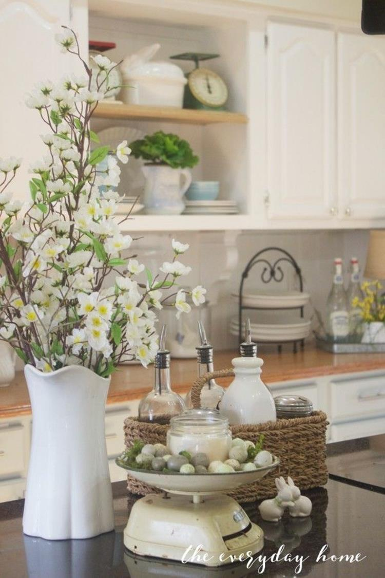 Country Spring Decorating Ideas On A Budget 1