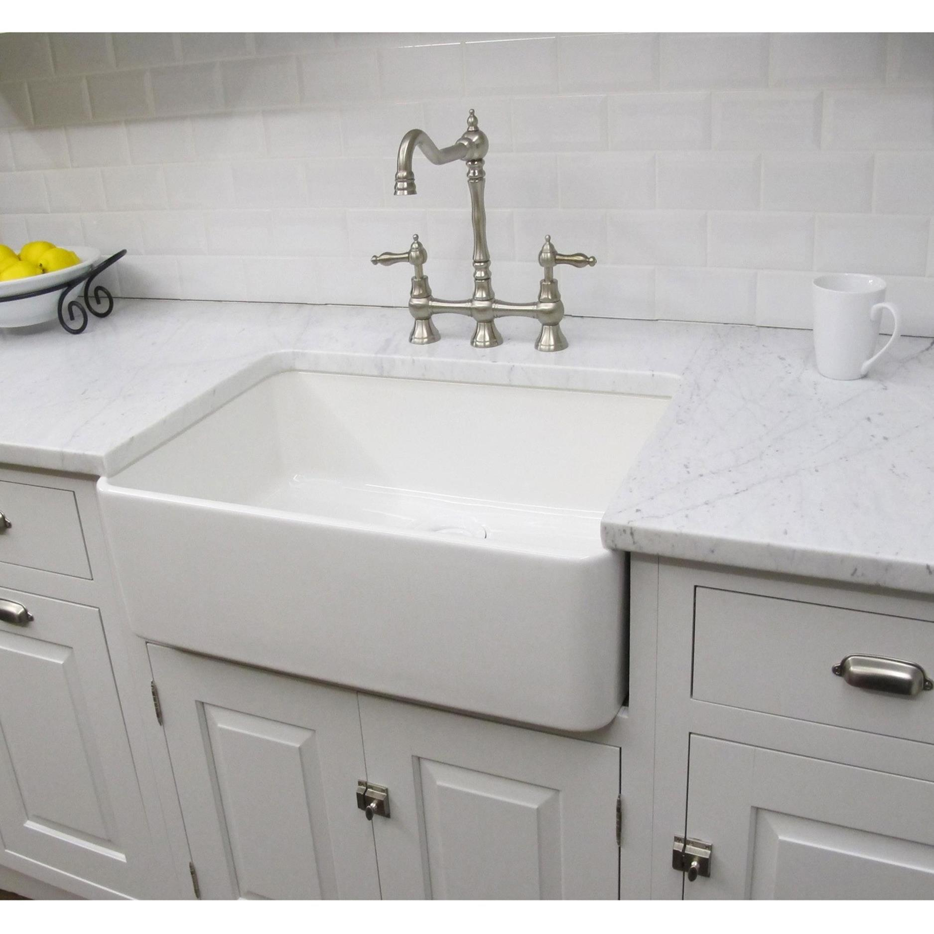 Farmhouse Style Bathroom Sink Ideas 5