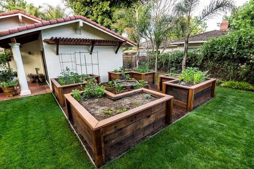 Gardening Ideas With Wood Pallets 37