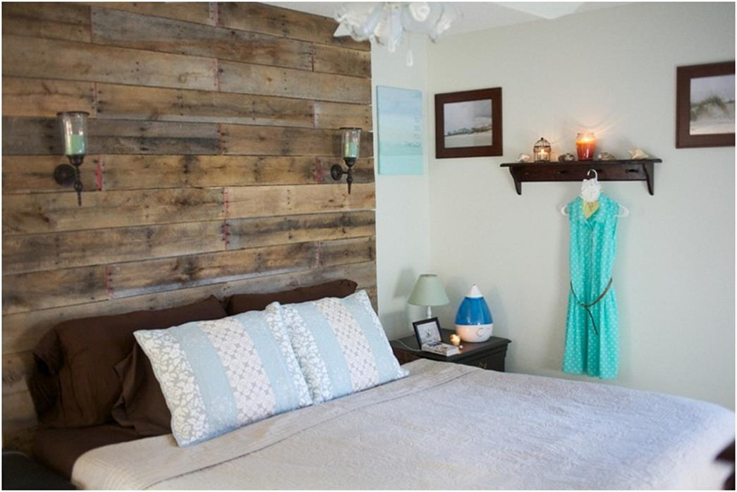 Rustic Bedroom Wall Decorating Ideas 11