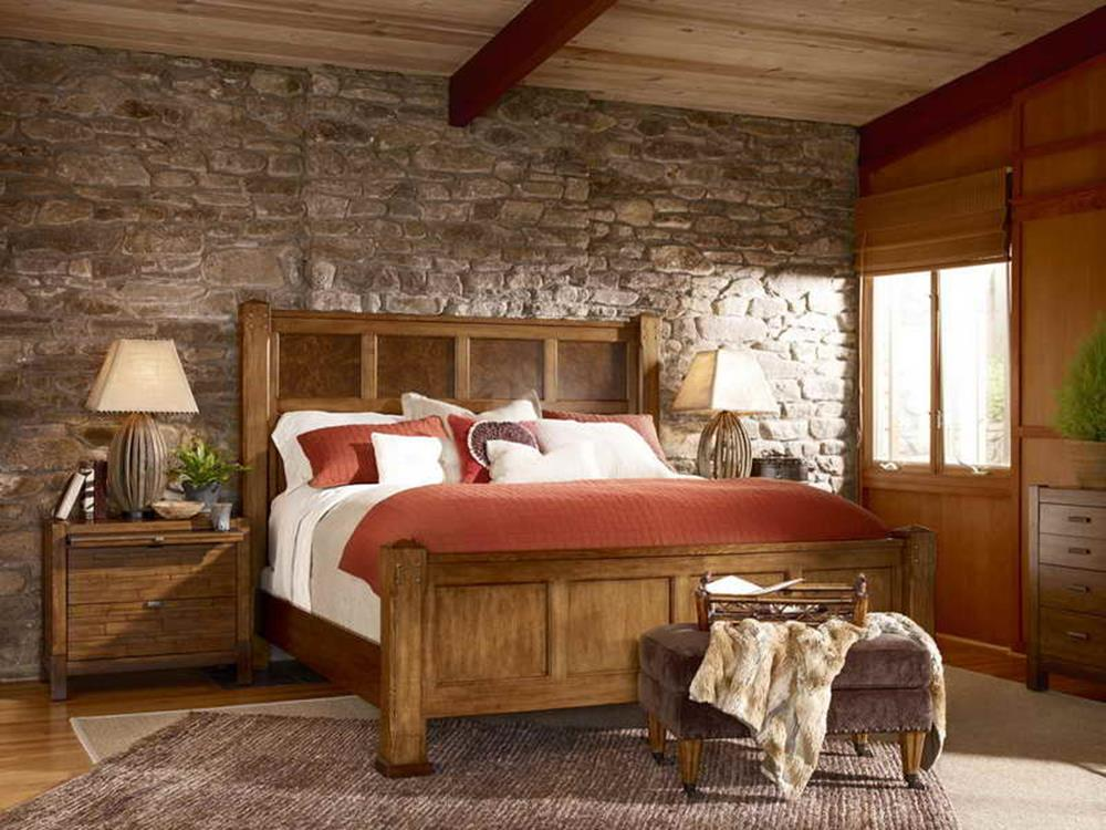 Rustic Bedroom Wall Decorating Ideas 25