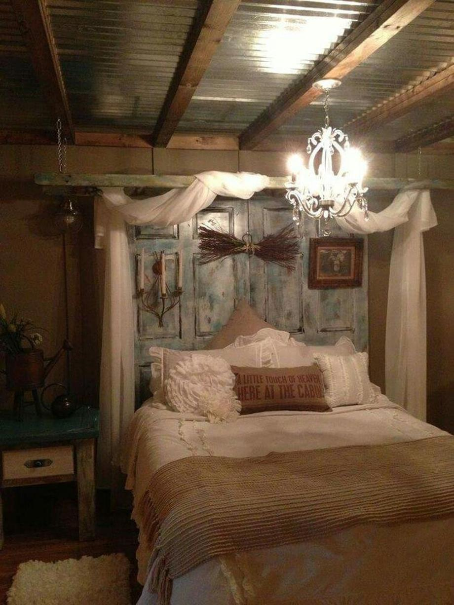 Rustic Bedroom Wall Decorating Ideas 3