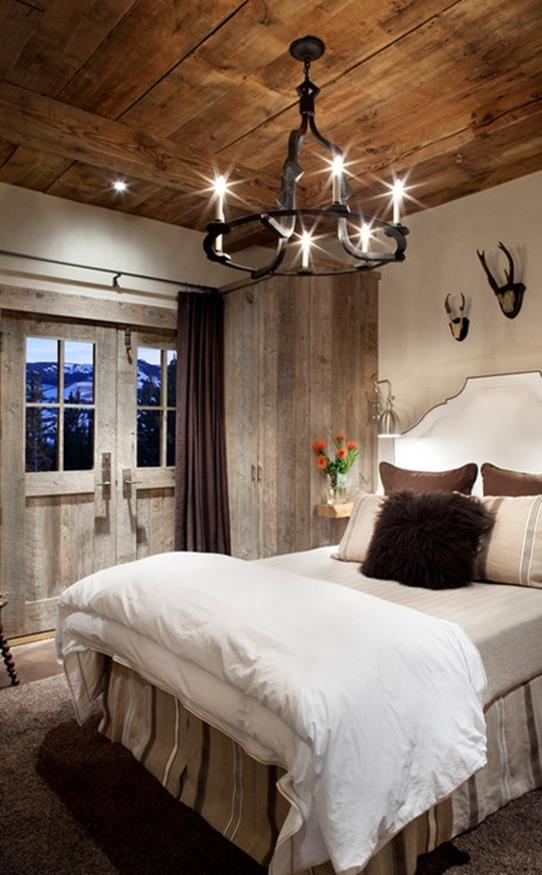 Rustic Bedroom Wall Decorating Ideas 37