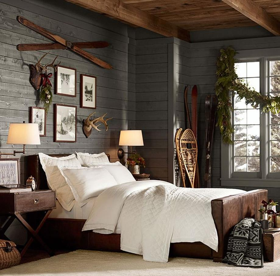 Rustic Bedroom Wall Decorating Ideas 9