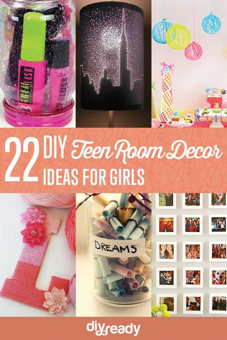 Simple Teen Girls Bedroom Decorating Ideas 10