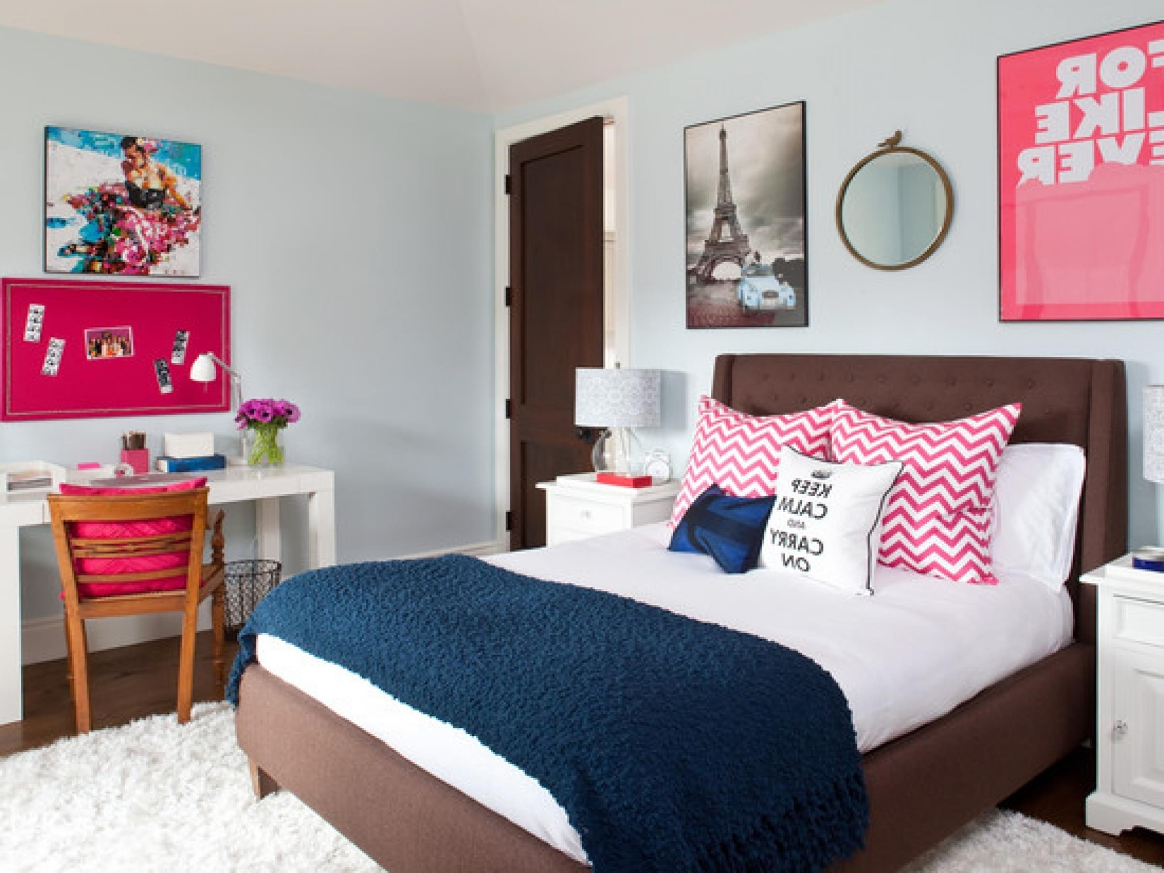 40+ Simple But Beautiful Teen Girls Bedroom Decorating ... on Beautiful Room For Girls  id=35652
