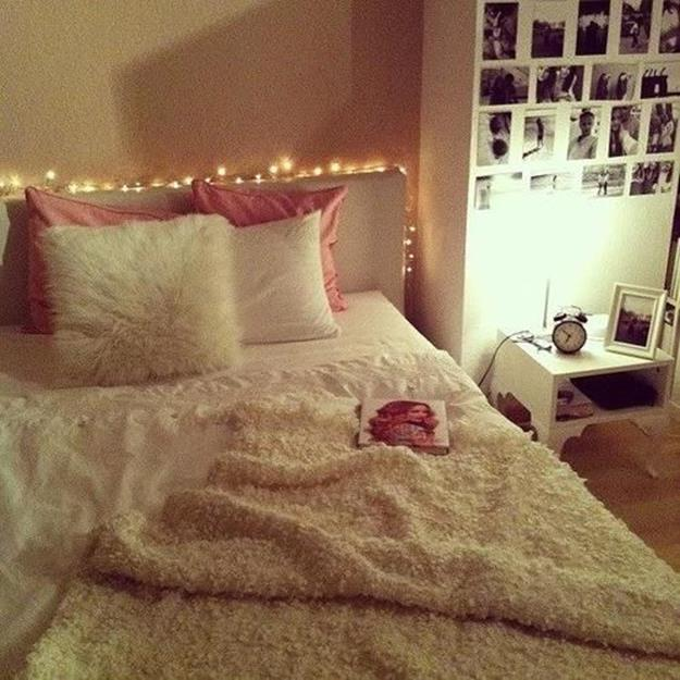 Simple Teen Girls Bedroom Decorating Ideas 25