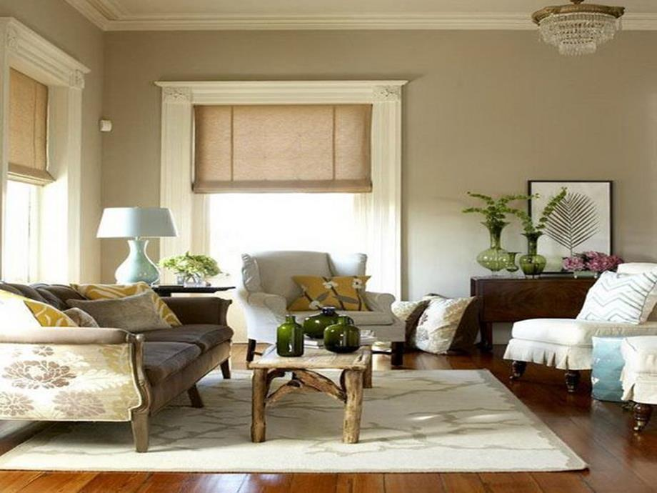 Best Neutral Paint Colors For Living Room 1