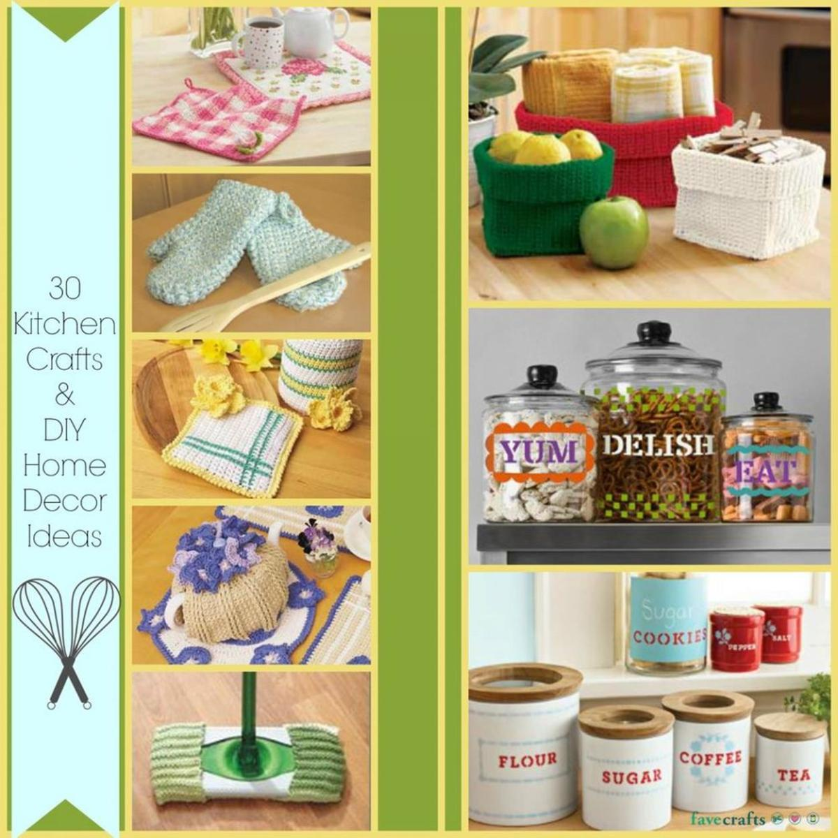 Creative Homemade Crafts for House Decorations Ideas 11