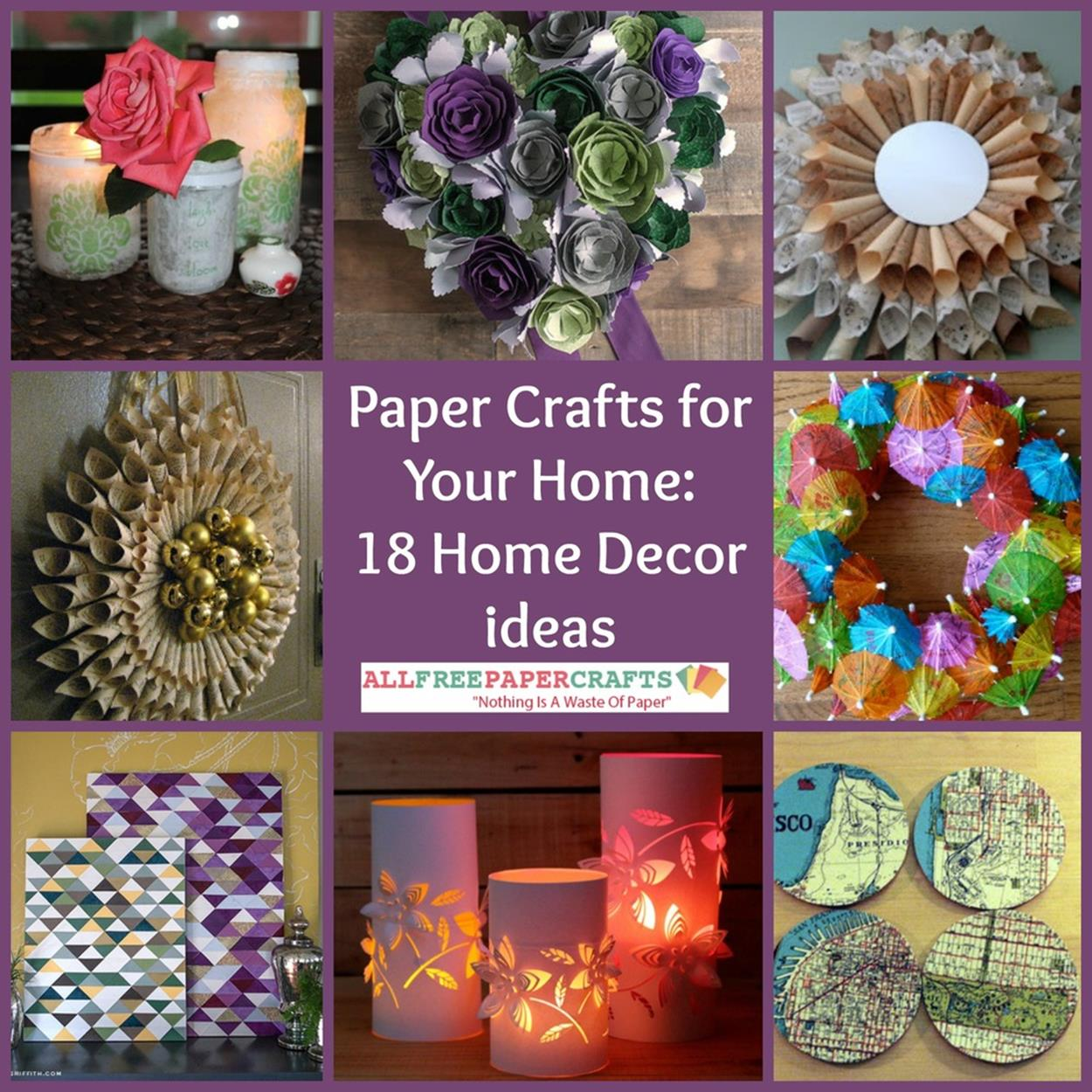 Creative Homemade Crafts for House Decorations Ideas 17