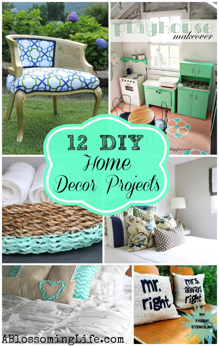 Creative Homemade Crafts for House Decorations Ideas 25