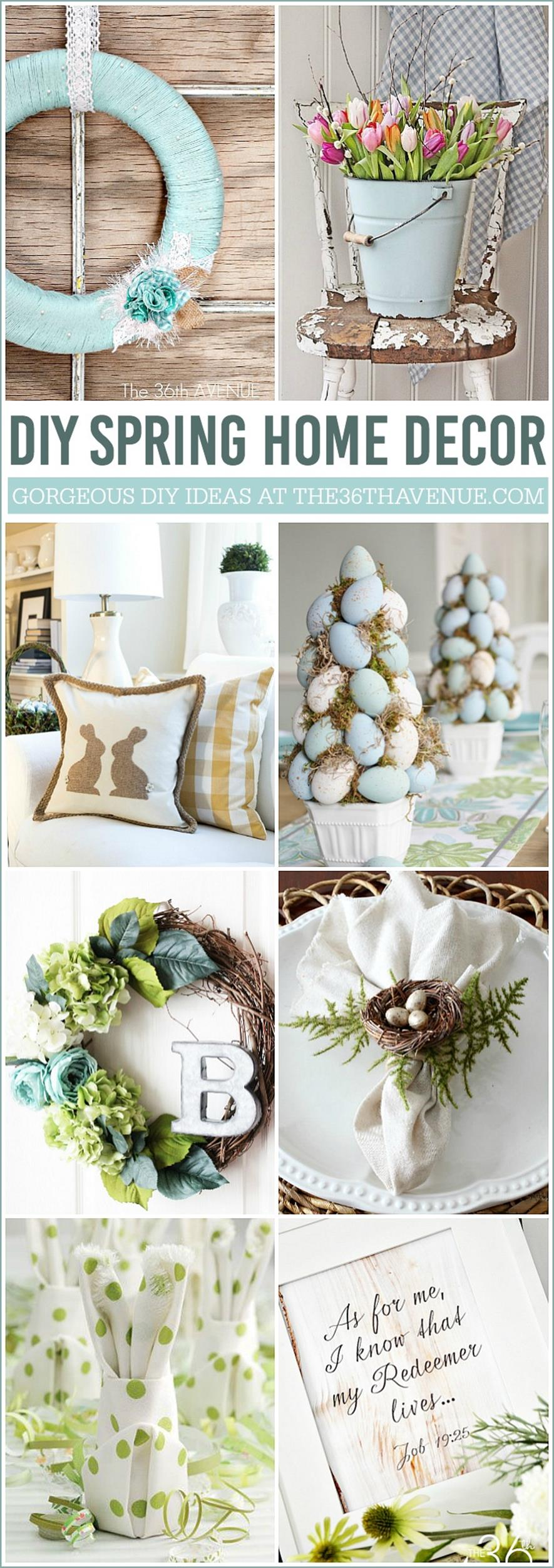 Creative Homemade Crafts for House Decorations Ideas 46