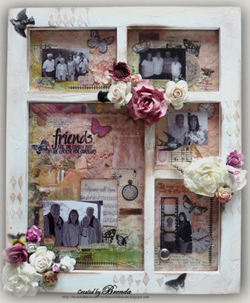 DIY Easy Shabby Chic Arts and Crafts Ideas 13
