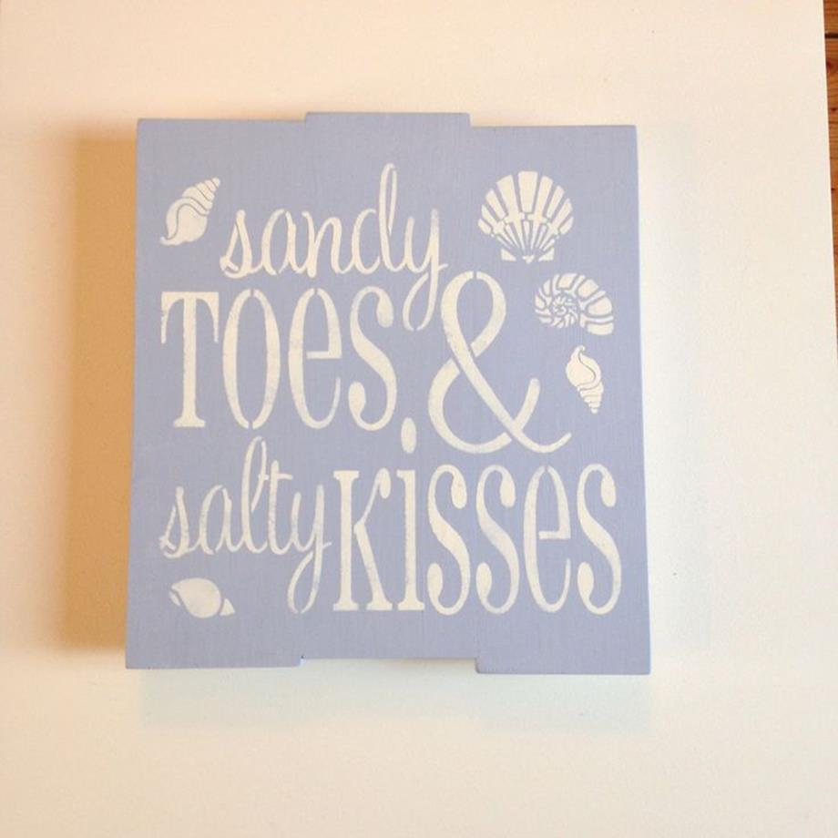 DIY Easy Shabby Chic Arts and Crafts Ideas 25