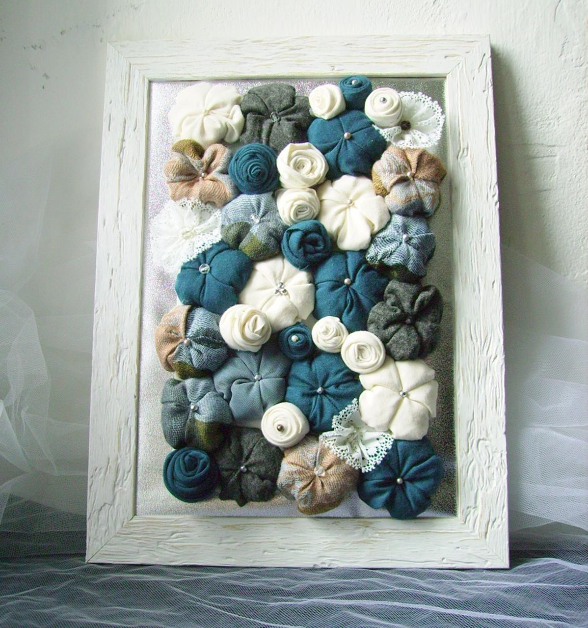 DIY Easy Shabby Chic Arts and Crafts Ideas 30
